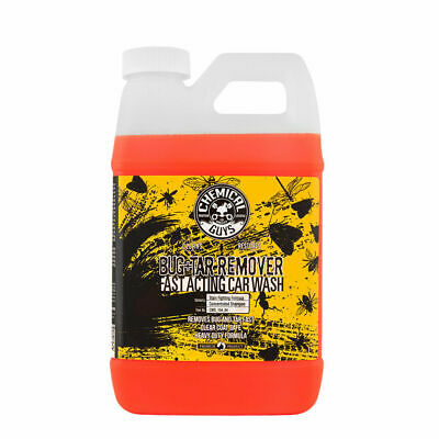 Chemical Guys CWS_104_64 Bug & Tar Heavy Duty Car Wash Shampoo (64 oz)