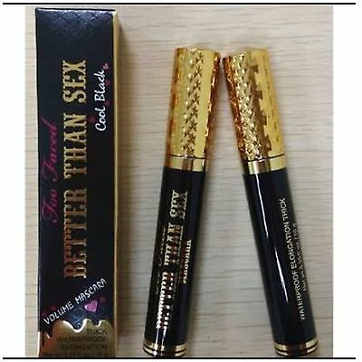 Better Than Sex Mascara - Thick Long Lashes  - Free Postage - Aus Seller