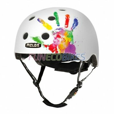 Melon Casque Urban Active Story Camouflage Pink