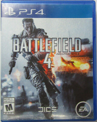 Battlefield 4 PlayStation 4 Fast Free Shipping Canada /no mario or call of duty