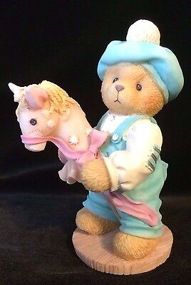Cherished Teddies Benny #273198 - Let's Ride Through Life Together