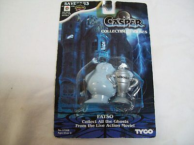 Vintage 1995 Tyco Pizza Hut Casper Collectable Fatso Figure New in Package