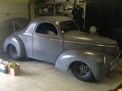 1941 Willys  1941 Willys coupe