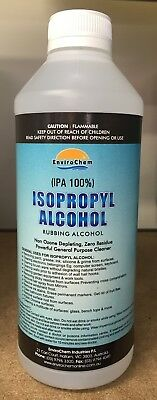 500ML, Isopropyl Alcohol, Isopropanol 100% Rubbing Alcohol, Airbrush Cleaner