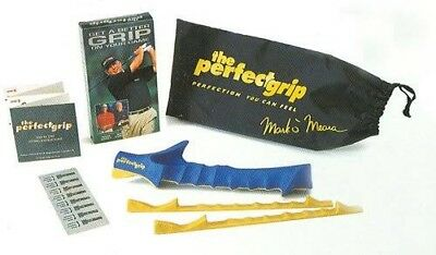 The Perfect Grip - Mark O'Meara & Hank Haney Golf Training Aid. Small, Used.