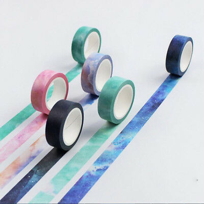 Twilight Adhesive Masking Stickers Sticky Decor Scrapbooking Tapes Paper Sticker