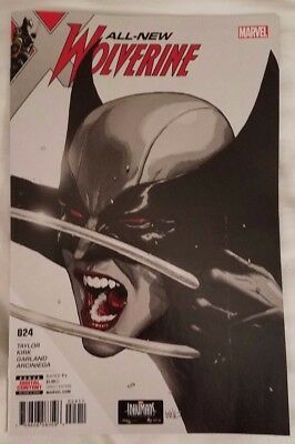 All New Wolverine #24 Yu Cover X-23 Marvel Comics