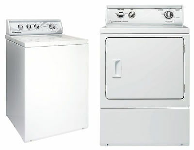 Speed Queen 7.5kg Washer + 9kg Electric/Gas Dryer Combo AWNA62 + ADE3TR/ADG3TR