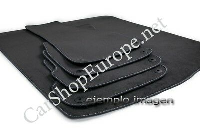 1103390 Alfombrillas OPEL INSIGNIA Sports Tourer 2008- VELOUR alfombras cuero an