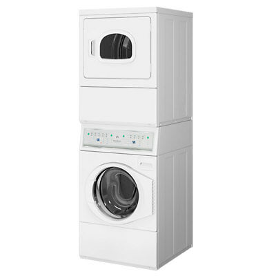 Speed Queen 10kg Washer + 9kg Electric/Gas Dryer Combo ATEE9A/ATGE9A