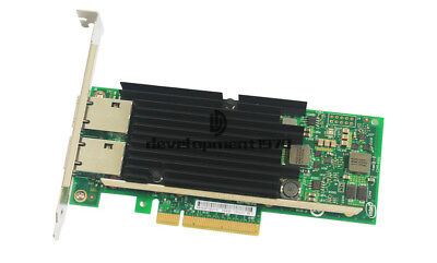 Intel 10G X540-T2 Dual RJ45 Ports PCI-Express Ethernet Converged Network Adapter