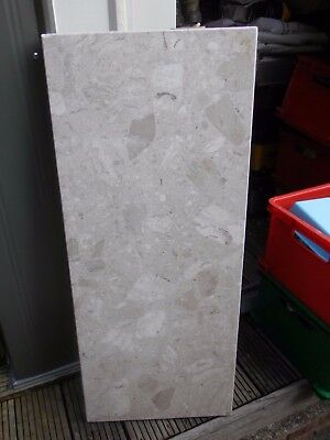 Natural Stone Off Cut Table Top Suitable For Garden Use