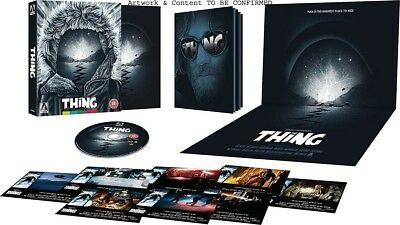 The Thing Remastered Blu-ray SlipBox Limited Edition [UK]
