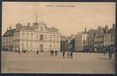 [AI113] Ypres - Grand'Place (Hôpital)