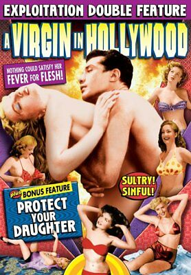 A Virgin In Hollywood (1948) / Protect Your Daughter (1933) NEW DVD