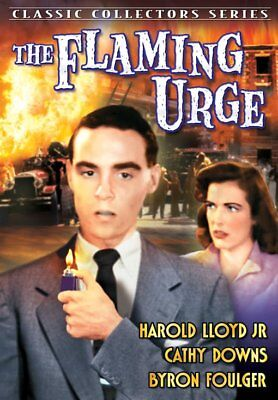 The Flaming Urge NEW DVD