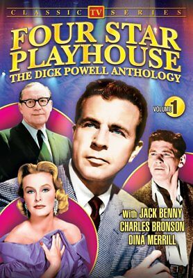 Four Star Playhouse: Volume 1: Dick Powell Anthology: Go Ahead and Jump NEW DVD