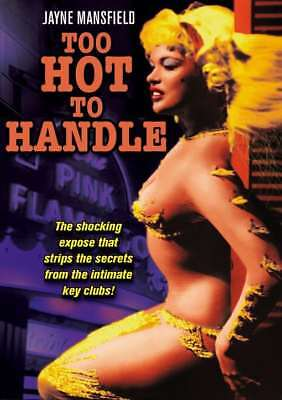 Too Hot To Handle NEW DVD