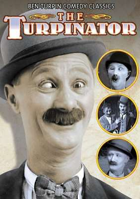 Ben Turpin Comedy Classics: The Turpinator (Idle Eyes (1928) / A Night NEW DVD