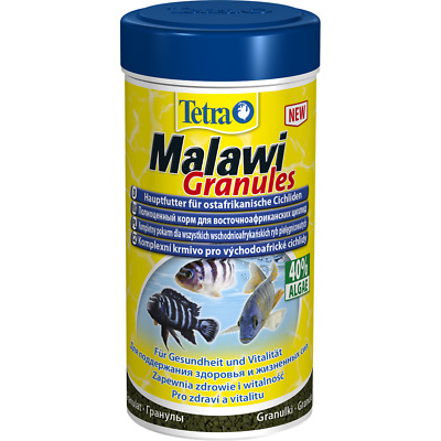 Tetra Malawi  Granules Food for all Cichlids 250ml