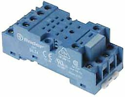 Finder 9472 Ip20 Din Rail Mount Socket