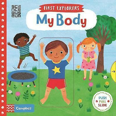 My Body by Rebecca Jones (Board book, 2017)
