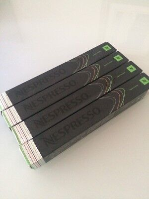 NESPRESSO 40 capsules APPLE CRUMBLE 2014 New coffee Limited Edition