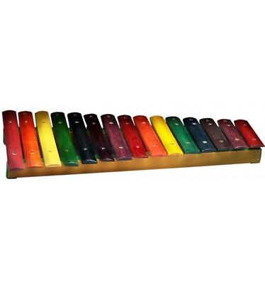 STAGG XYLO J15 RB- Xylophone 15 lames couleur- NEW