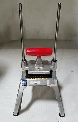 """Vollrath 15002 Redco InstaCut 3.5 1/2"""" Fruit and Vegetable Dicer Tabletop Mount"""