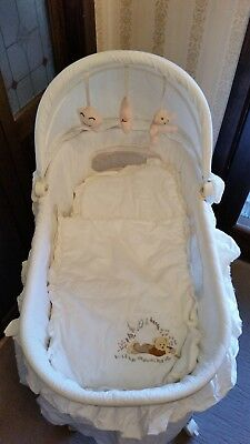 love n care bassinet instructions