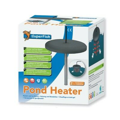 Superfish 150w Pond Heater With Ice Guard