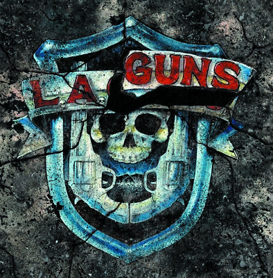 L.A. Guns - The Missing Piece (CD Jewel Case)