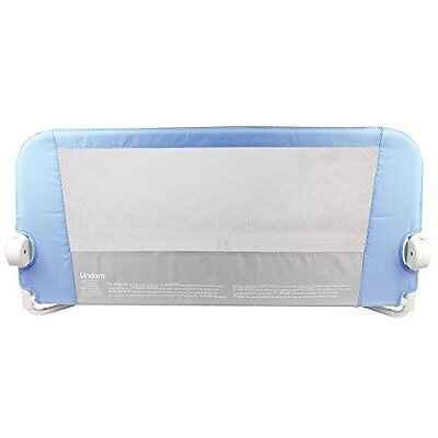 Lindam Extendable Bedrail Easy Fit Guard Blue Lightweight Baby Toddler Safety