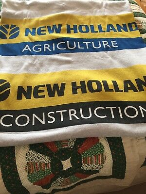 New Holland Agriculture Throw