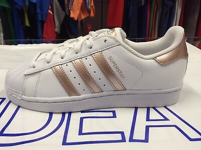 online store 3db39 89fc6 BY9172 solo 40 SCARPA DONNA ADIDAS SUPERSTAR W art Damenschuhe