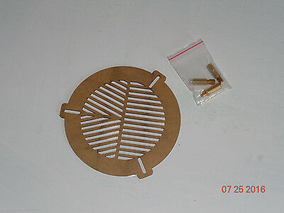 """Bahtinov Focus Mask for Telescope Front End Dia 3""""(80 mm) - 4""""(110 mm)"""