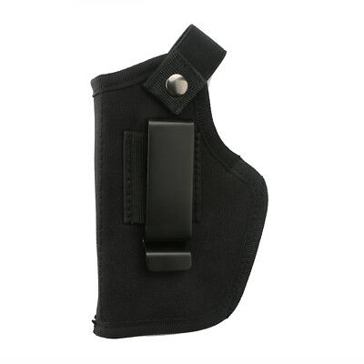 Tactical Right/Left Concealed Carry Waistband Pistol Handgun Holster Pouch New