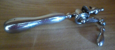 Vintage Medical Hand Drill Tool