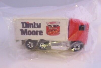 PROMO 1991 DINTY MOORE Hot Wheels Delivery Truck Advertising New & Sealed
