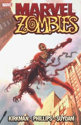 Marvel Zombies Tpb Spider-Man Cover Reps #1-5 Mint/unread