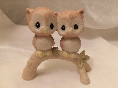 Enesco Precious Moments Owl Always Be Your Friend BC932 Figurine
