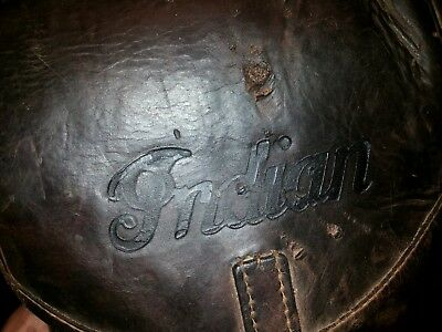 Packtasche Indian Motorcycle 1920-1930s Chief Scout 101