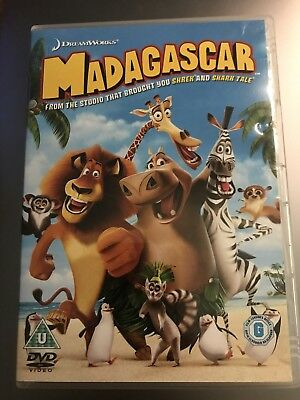 NEEDS TO BE SOLD ASAP - Madagascar DVD