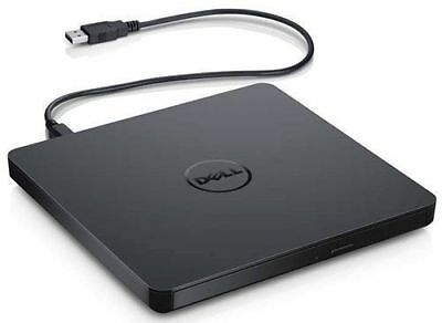 Dell DW316 External USB Slim DVD +/- R/W Optical Drive  New Other