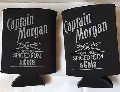 Captin Morgan 2Pc Lot Of Cool Cups - Beverage Holder