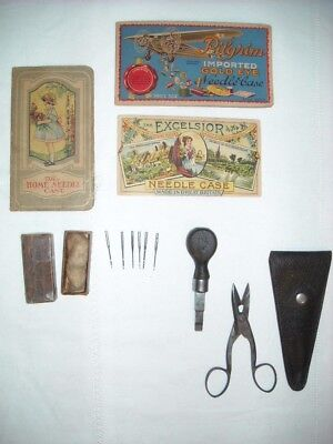 Antique Sewing Needles