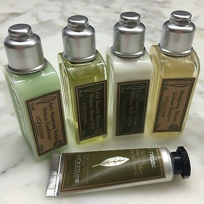 L'Occitane Verbena Travel Pack 30ml