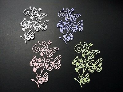 Butterfly Die Cut - Pkt 8
