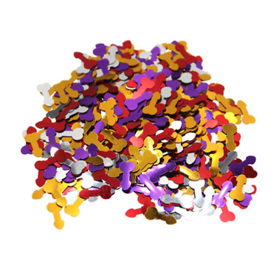 Confetti Wedding Bachelorette Party Hen Night Party Decor Event Party Supplies