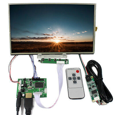 "HDMI LCD Controller Board +10.1"" B101XAN01 1366x768  IPS LCD With Touch Panel"